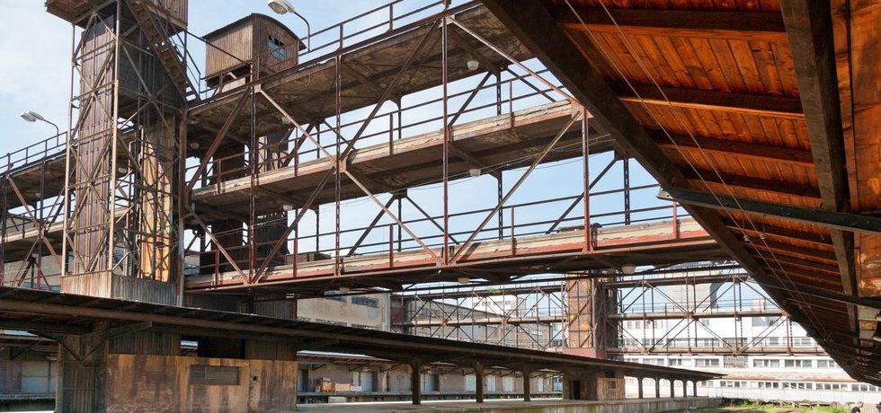 Praha chce urychlit transformaci bývalého nákladového nádraží