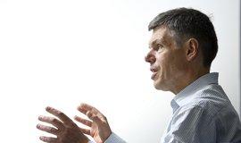 Miliardář a podnikatel Dalibor Dědek