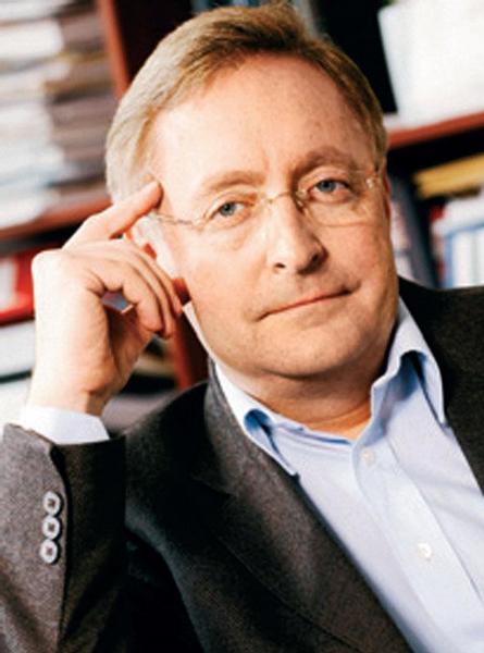 Prof. Petr Arenberger.