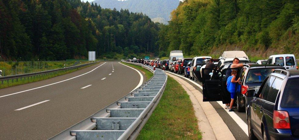 Zácpy před hraničními přechody mezi Chorvatskem a ostatními státy EU se ztenčí, na vnější hranici unie se Záhřeb naopak chystá na boj s pašeráky