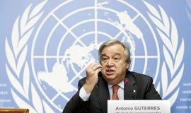 Portugalský expremiér António Guterres, nastupující generální tajemník OSN. Ve funkci 1. ledna nahradí Jihokorejce Pan Ki-muna.