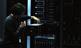 Datové centrum, ilustrační foto