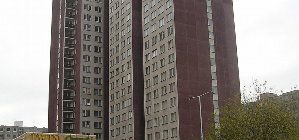 ubytovna Sandra, Jižní Město
