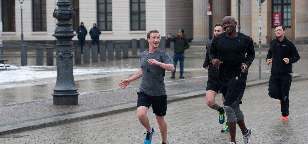 Mark Zuckerberg s bodyguardy