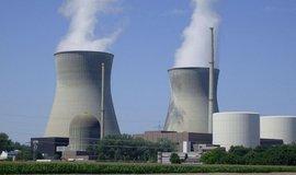 Jaderná elektrárna Gundremmingen v Bavorsku