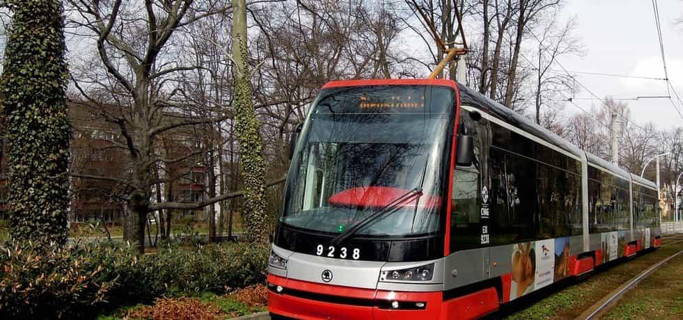 Tramvaj Škoda 15T ForCity