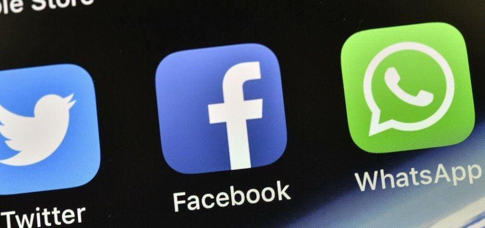 Facebook, ilustrační foto