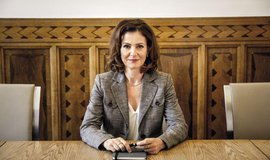 Náměstkyně ministra průmyslu a obchodu Martina Tauberová