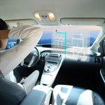 Autonomní vozidlo - ilustrační foto