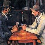 Paul Cézanne - The Card Players