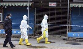 Koronavirus zabil v Číně už 106 lidí, dostal se i do Německa