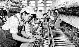 V roce 1981 přijelo do Vilémova u Šluknova 51 Vietnamek, které se naučily obsluhovat tkalcovské stroje