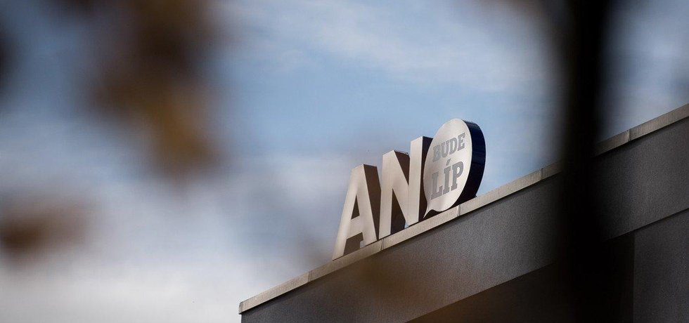 Logo Hnutí ANO