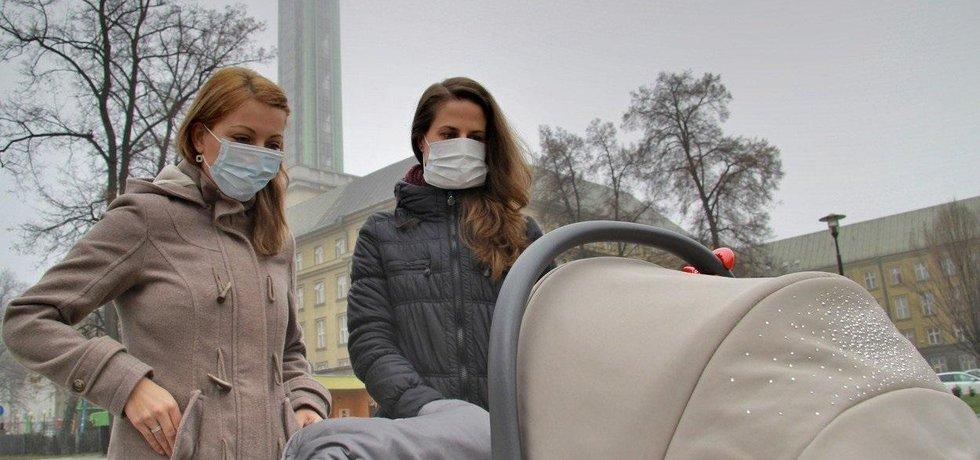 Smog v Ostravě, ilustrační foto