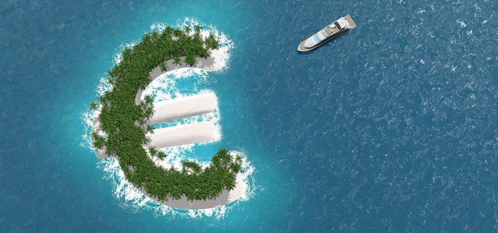 Daňový ráj - ilustrační foto