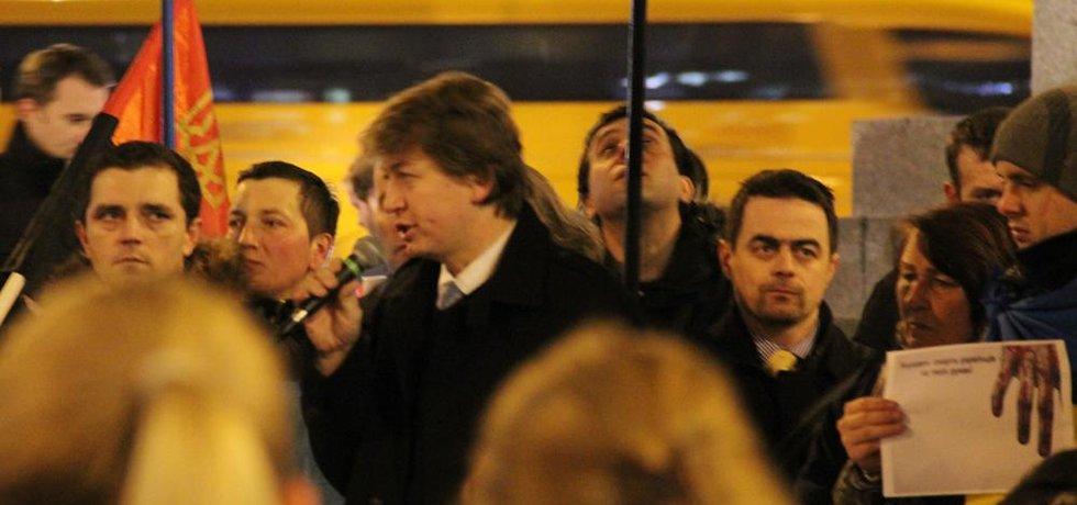Poslanec a starosta Jiří Koubek (TOP 09)