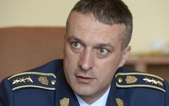 Petr Prskavec nebyl ve funkci velitele Hradní stráže ani rok.