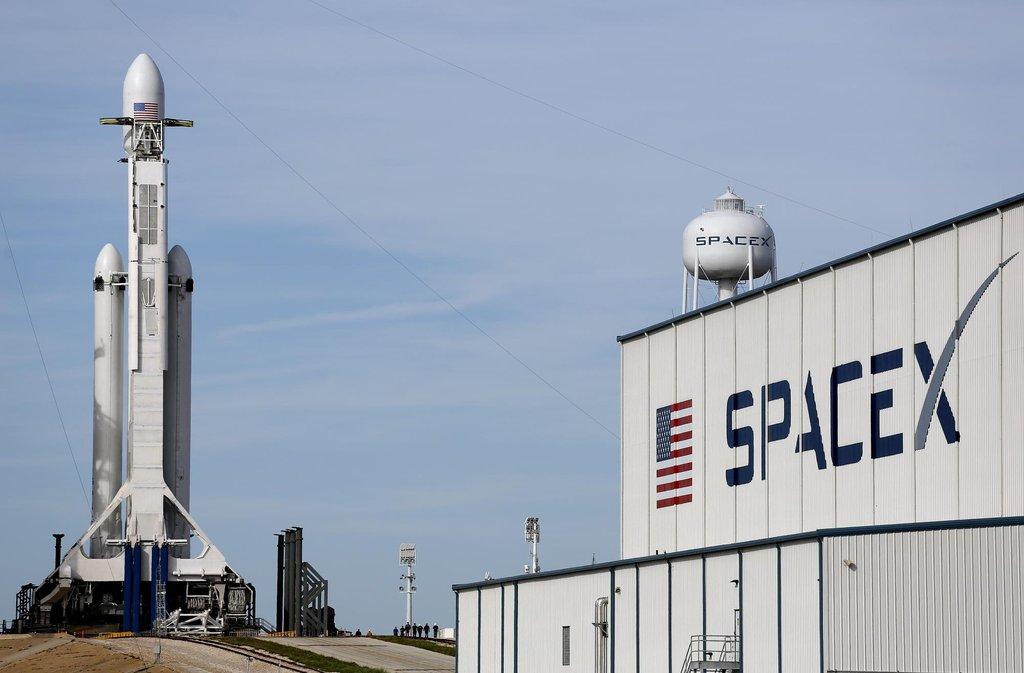 Falcon Heavy od SpaceX