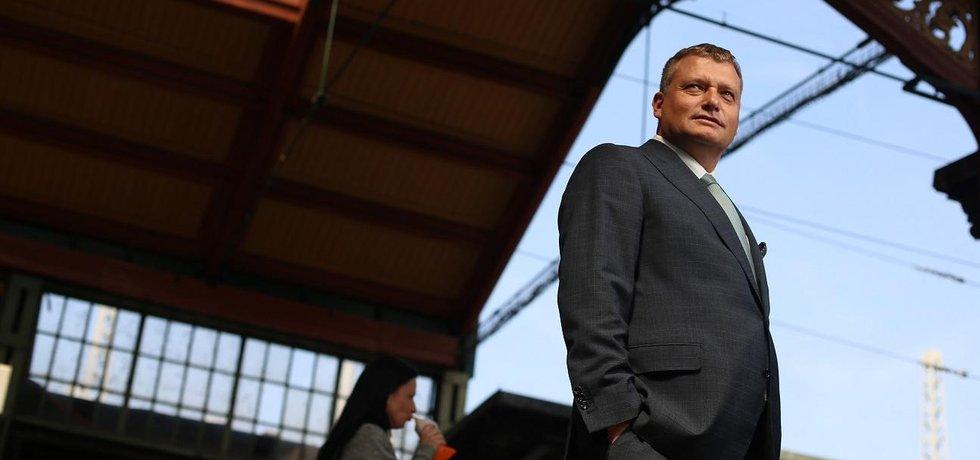 Pavel Krtek končí v čele Českých drah, přesune se na post místopředsedy