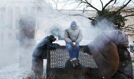 Bezdomovci v USA