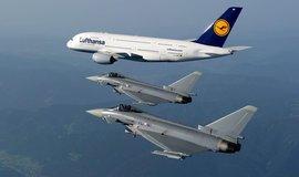 Rakouský nákup stíhaček Eurofighter provázela korupce