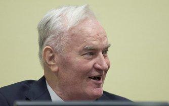Ratko Mladić u soudu